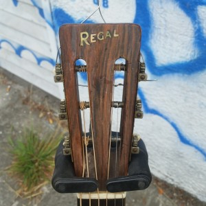 1920's Regal X-Braced similar to Martin 00-18 reset straight neck low action $1200