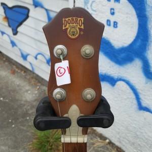 """60's Gitjo by Dobro """"they can't remember making them"""" Banjo $1100"""