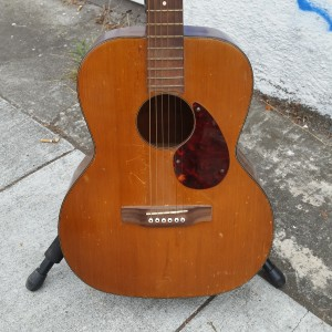 1950's Kay concert 000-18 reset straight neck $350