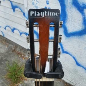 1940's Harmony / Regal 00-18 - 12 fret reset straight neck Martin pin bridge $450