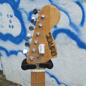 70's univox 3 Humbucker strat if you play this to loud you might blow your brains out $700