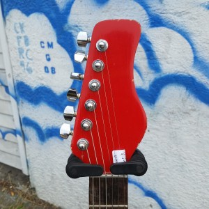 New old stock parts 1960's coral firefly Brazilian-Rosewood wide fret board $700