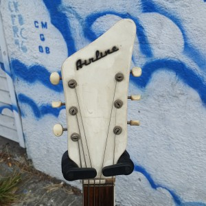 1960's supro/ airline sick and bizzare solid body $1800