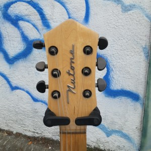 SD curly 1970's hippy guitar $1100