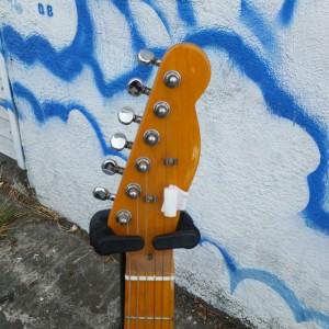 USA Fender bullet body non trem stratoid