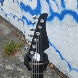 Subway Custom baritone moses neck 24 frets $750