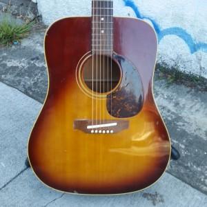 1969 Gibson J-45 $1800