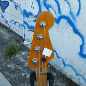 Subway P-bass active active tone $500