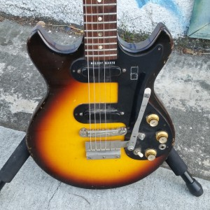 Gibson Melody maker 1960