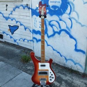 Rickenbacker 4001 Bass
