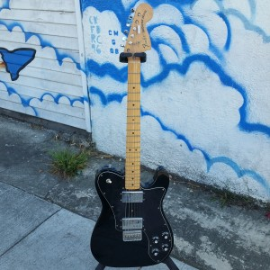Fender Tele Deluxe Mexican made $650