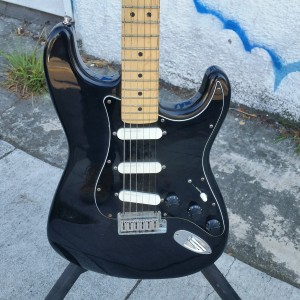 USA Fender Strat 93 with  lace pick ups $1000