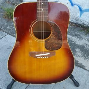1996 Gibson J-45 $1800