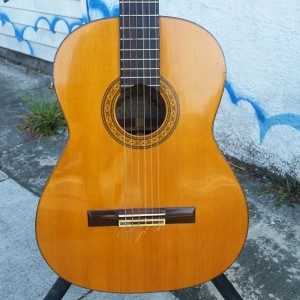 S.Yairi signed 1976 Classical guitar