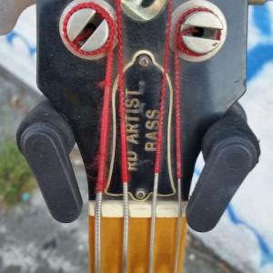 Gibson RD artist Bass $1700
