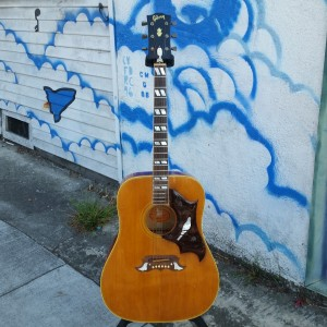 1960's Gibson Dove