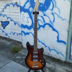 """Schecter Hellcat VI baritone 30"""" scale $650"""