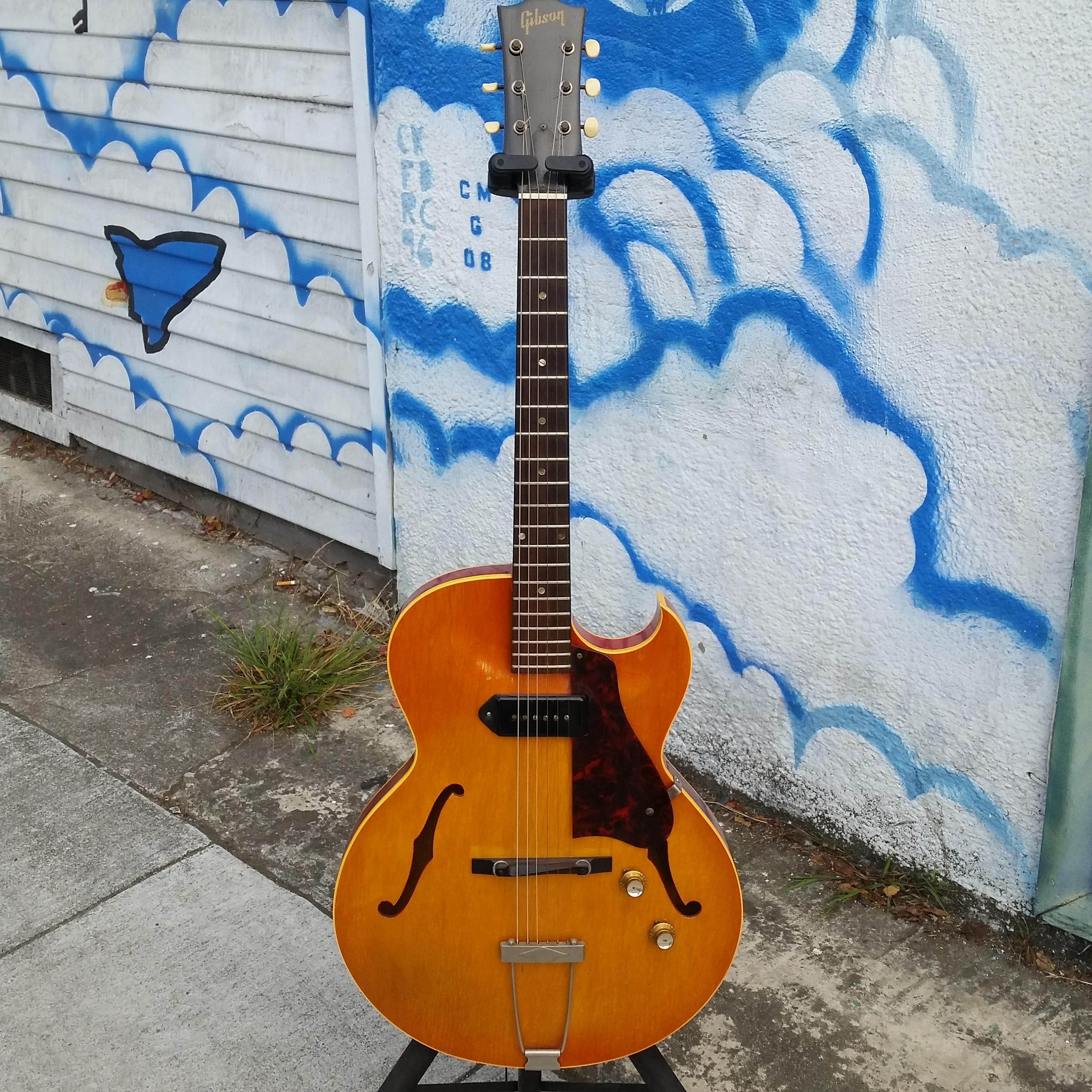 1961 Gibson ES-125