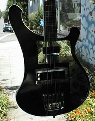 SUBWAY GUITARS: Bass Guitars